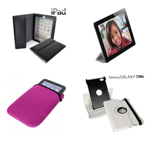 numerva tablet pad taschen iPad Tablet PC Taschen Cases und Zubehör   Neuheiten